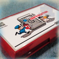 Game And Watch - Safebuster - 1988 - RARE - Nintendo Jeu Electronique Vintage 80'S