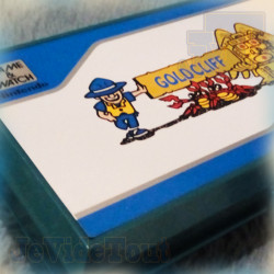 Game And Watch - Goldcliff - 1988 - RARE - Nintendo Jeu Electronique Vintage 80'S