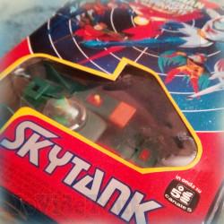 Bataille Des Planetes - SkyTank - Popy - 1978 - TF1 - Vintage - Rare - Gatchaman