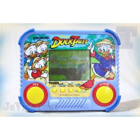 Bande a picsou - Tiger - 1991 - Jeu Electronique Vintage - LCD - Duck Tales