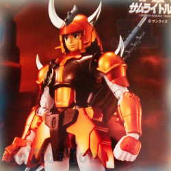 Samurai De l'Eternel - Rock - 2013 - Bandai - Armor Plus - Yoroiden Samurai Troopers - Club Dorothée