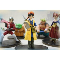 Dragon Quest - LOT X5 - Toei - Figurine Rare - Super Famicom - Akira Toriyama