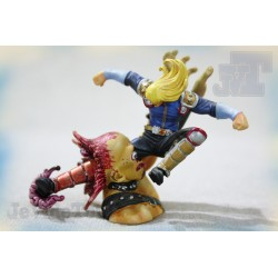 Ken Le Survivant - Figurine - Rare - Kaiyodo Japan - TF1 - Hokuto No Ken - Club Dorothée