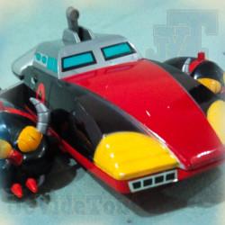 Inspecteur Gadget - Mad Mobile - POPY 1983 - COMPLET - DIC FR3 Vintage - BANDAI