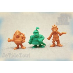 Asterix - Lot X3 - Mini figurine Vintage