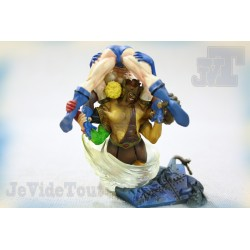 Muscleman - Collection Figurine - Rare - TF1- Club Dorothée - Kinnikuman