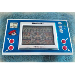 Game And Watch - Donkey Kong - 1982 - Nintendo - Jeu Electronique Vintage 80'S