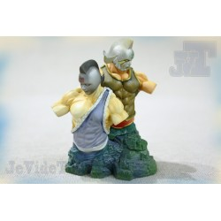 Muscleman - Collection Figurine - Rare - TF1- Club Dorothée - Kinnikuman