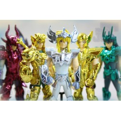 Les Chevaliers Du Zodiaque - LOT X5 - Toei - Bandai - Saint Seiya - Club Dorothée