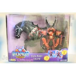 Samurai De l'Eternel - Dark Rider Talpa - Figurine Vintage Rare - Playmates - Club Dorothée - Ronin Warriors
