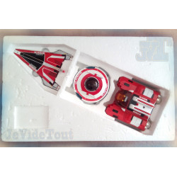 TableTop - LSI Game - Space Galaxy - BOITE FR RARE - Jeu Electronique Vintage 80'S BOXED