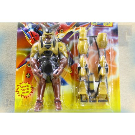 Samurai De l'Eternel - Cale - Figurine Vintage Rare - Playmates - Club Dorothée - Ronin Warriors