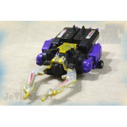 Transformers G1 - Insecticon - Shrapnel - 1985 - Hasbro - Takara - Vintage - Rare