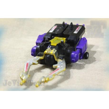 Transformers G1 - Insecticon - Shrapnel - 1980'S - Hasbro - Takara - Vintage - Rare