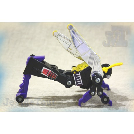 Transformers G1 - Insecticon - Rebond - 1985 - Hasbro - Takara - Vintage - Rare