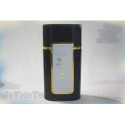 Cartier - Must - Lait Douceur Parfumée 125ml - BLUE - Module Rechargeable - Trés Rare - Parfum Collection Vintage 90's