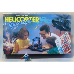 Helicopter Gunships - Saitek - Rare - Vintage - Neuf (Bataille Navale Electronique)