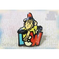 LC Waikiki - Pin's - Vintage - Rare - Sweet Shirt Monkey - Années 80