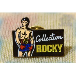 Rocky - Pin's - Film Stallone - Vintage - Rare - 80's 90's