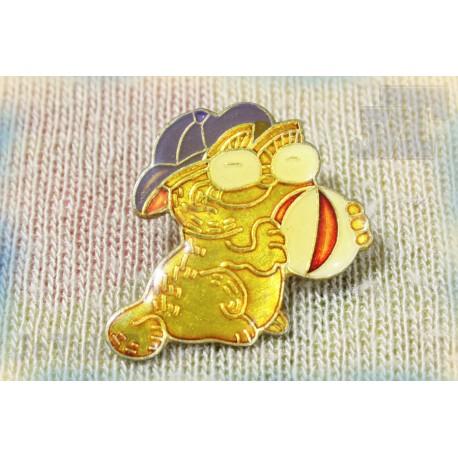 Garfield - Pin's - BD - Vintage - Rare - 80's 90's