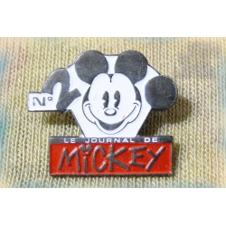 Disney - Journal De Mickey - Pin's - 2000 éme - Vintage - Rare - 80's 90's