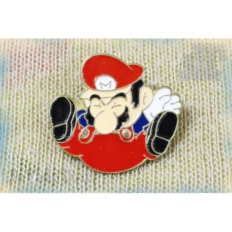 Super Mario Bros - Pin's - Nintendo - Vintage - Rare - 80's 90's