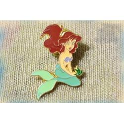 Disney - La Petite Sirène - Pin's - Ariel - Vintage - Rare - 80's 90's