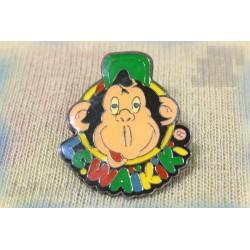 LC Waikiki - Pin's - Vintage - Rare - Sweet Shirt Monkey - PUB - Années 80 90