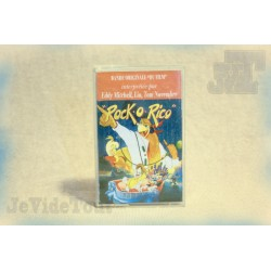 Rock O Rico - K7 Audio - B.O - 1991 - Eddy Mitchell - Lio - Tom Novembre