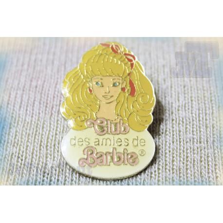 Barbie - Pin's - Club Des Amies De Barbie - Vintage - Rare - 80's 90's