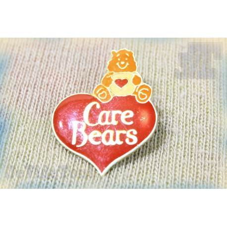Les Bisounours - Pin's - Vintage - Rare - 80's 90's - Care Bears
