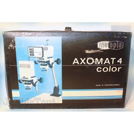 Meopta Axomat 4 - Agrandisseur Photo - EL nikkor 1-50mm