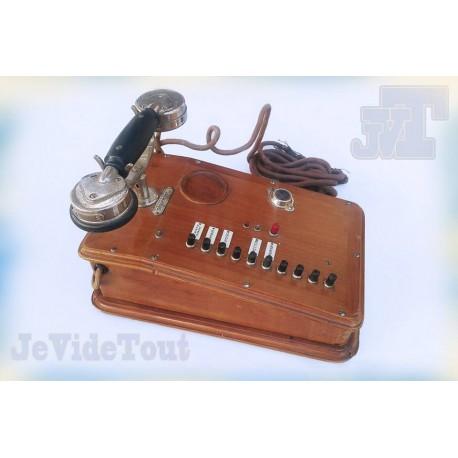 Ancien téléphone GRAMMONT - Authentique - Rare