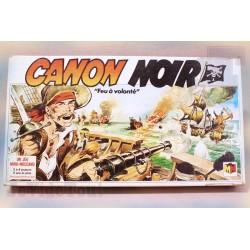 Canon Noir - 1979 - Jeu de Société - Meccano - Vintage