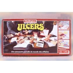 Ulcers - 1985 - Jeu Société - Waddingtons - Vintage