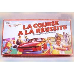 La Course A La Réussite - 1986 - Jeu de Société - Parker - Vintage