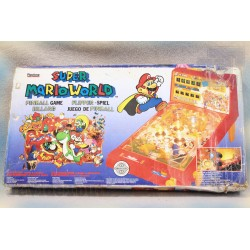 Super Mario World - Flipper - Nintendo - Playtime - Vintage - Rare - Zelda - Pinball Game