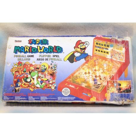 Super Mario World - Flipper - Nintendo - Playtime - Vintage - Rare - Zelda - Pinball Game