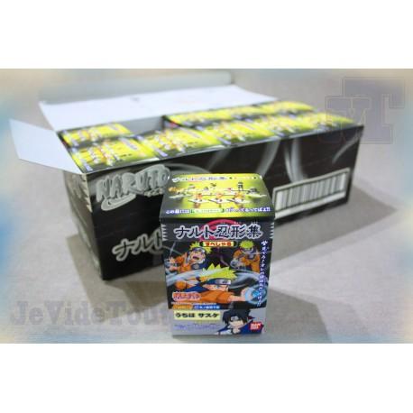 Naruto Shippuden Ninja - LOT X10 - Collection Ningyou Complète - Special Rasengan - Official - Bandai - Rare