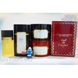 Cartier (Paris) - ENORME LOT Trés Rare - Parfum Collection Vintage 90's