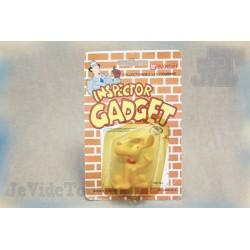 Inspecteur Gadget - Fino - Bandai - Macau - Figurine Vintage - 1983 - Neuf