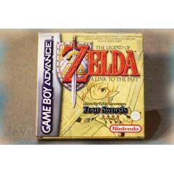 ZELDA Four Swords - Nintendo GameBoy Advance GBA - COMPLET en BOITE - Vintage RARE