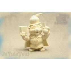 Les Gummi - Zummi - Disney - Figurine Vintage - Gummy