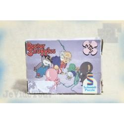 Dr Snuggles - Puzzle 54 Pièces - Schmidt - Vintage - Rare - Visiteurs Du Mercredi
