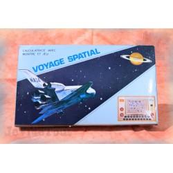 Shuttle Voyage - 1983 - Voyage Spatial - Jeu Electronique Vintage - LCD