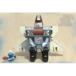 Gobots - Guardian - 1985 - Tonka - SpaceShip - Vintage - Rare - Club Dorothée