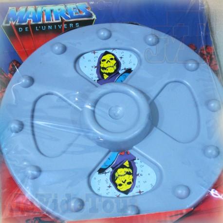 Les Maitres de L'univers - Bouclier Delavennat 1984 NEUF RARE - VINTAGE MOTU - Mattel - No Popy