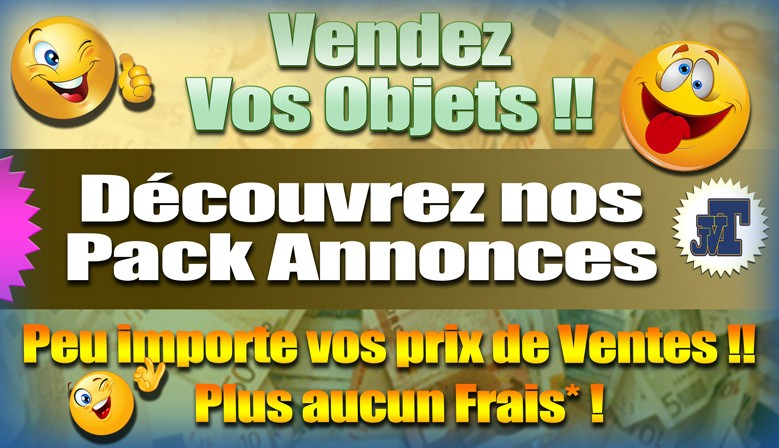Pack Annonce JVT